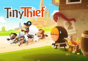 Tiny Thief Splashpage