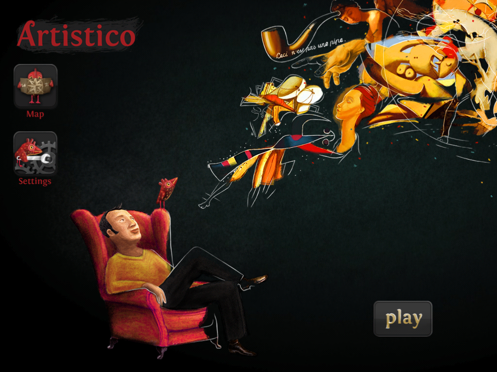 Artistico for iPad Review: a Journey Through Art History