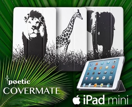 Poetic Covermate iPad mini Cases