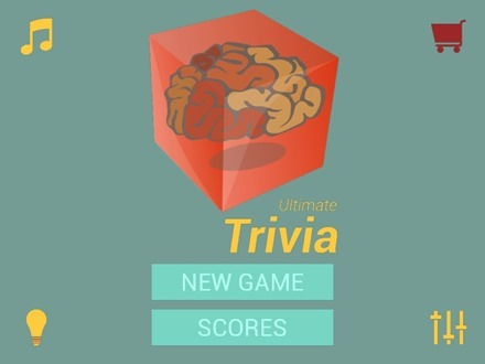 Ultimate Trivia The Quiz iPad game