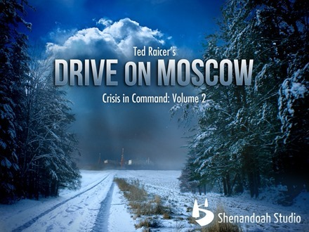 Drive on Moscow iPad wargame