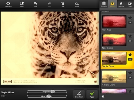 FX Photo Studio HD for iPad
