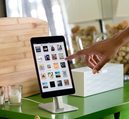 Cool Things: HiRise Adjustable Stand for iPad mini
