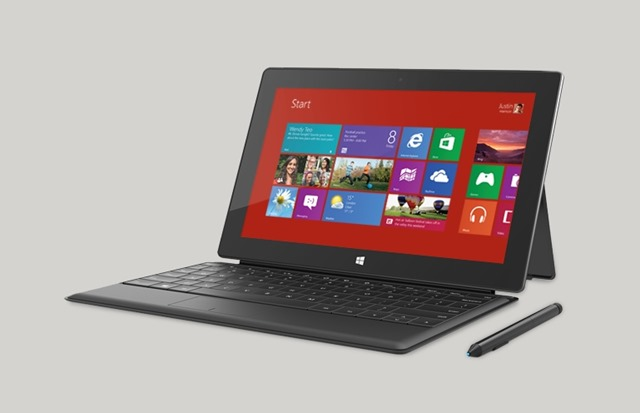 Now Microsoft Lowers Price on Surface Pro Too