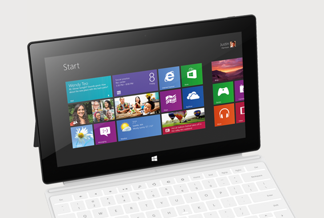 Microsoft's Surface Tablets 'Officially a Flop'