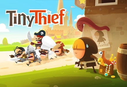 Tiny Thief iPad game