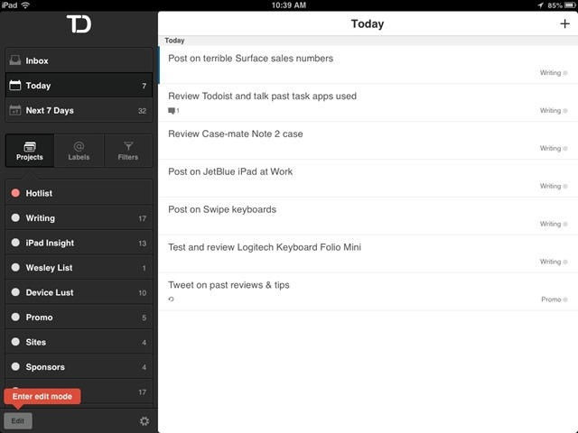 Todoist: Simply the Best To-do App