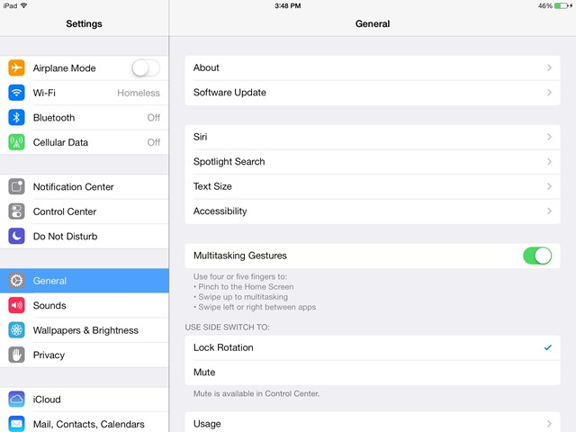 iOS 7 Beta 5 Released, with New Settings Icons & More