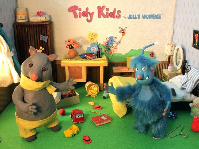 Tidy Kids for iPad: Nice New Kids & Family App that Might Even Reduce Screen Time