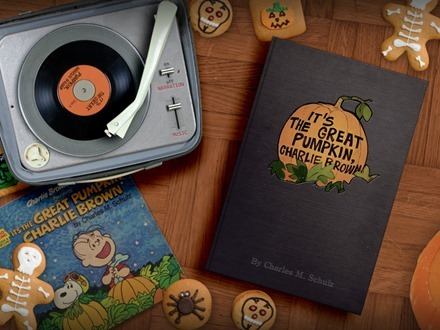 It's The Great Pumpkin Charlie Brown iPad app
