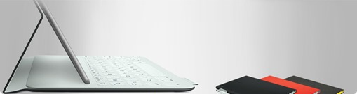Logitech Fabricskin Keyboard Foliofor iPad Air