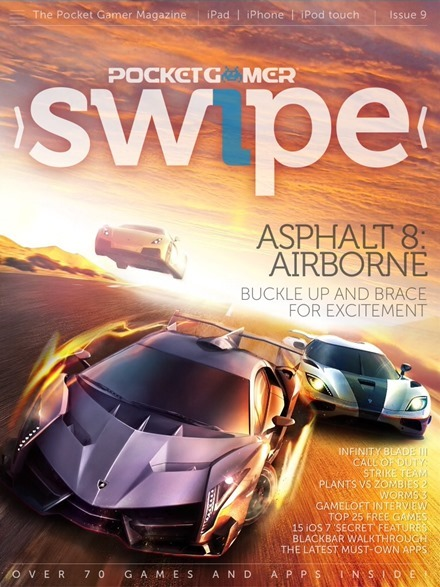 Swipe Magazine for iPad