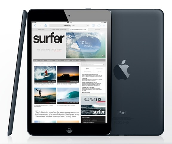 Not Lovely iPad Rumor of the Day: Retina iPad mini Not Coming This Year or Only in Very Short Supply