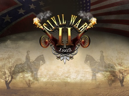 Civil War II 1862 iPad game