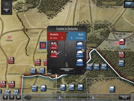 Drive on Moscow Battle