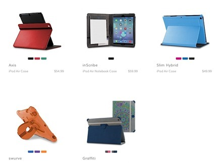 MarBlue iPad Air Cases