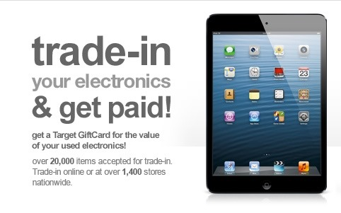 Ipad trade in deals target