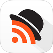 Mr Reader app icon