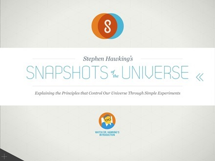 Snapshots of the Universe iPad app