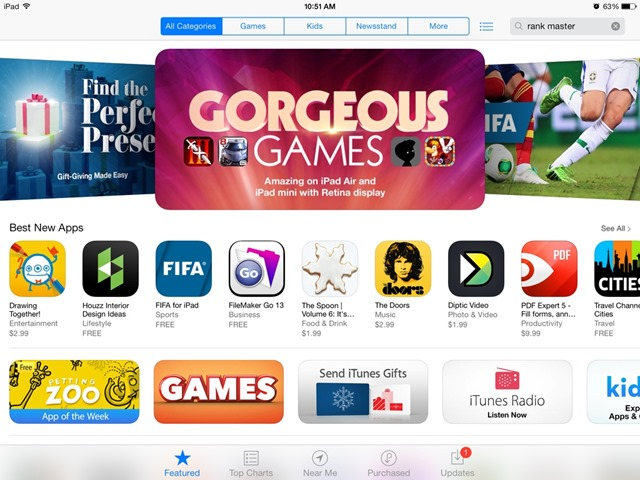 App Store Hits 1 Million Apps Milestone, with More than 500K iPad Apps