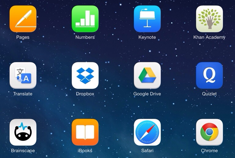 Essential Education Apps for iPad: A High Schooler's Take