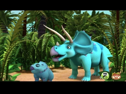 Dinosaur Train A to Z for iPad