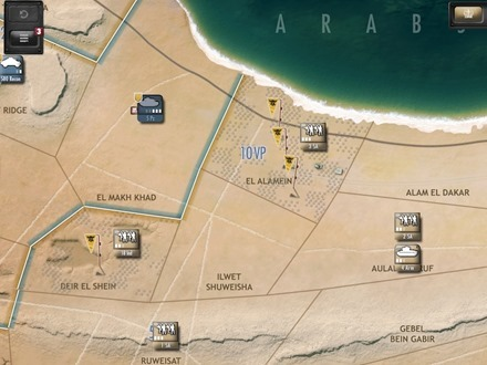 El Alamein for iPad