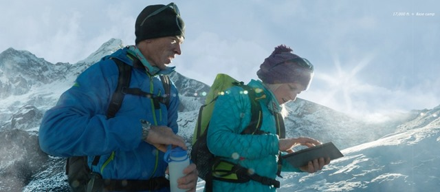 iPad at Work: Helping Climbers Scale the Highest Peaks