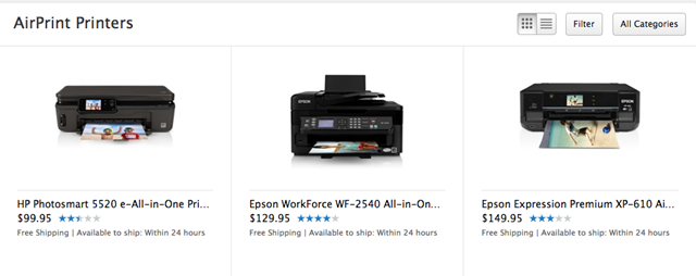 How to Find AirPrint Printers for the iPad