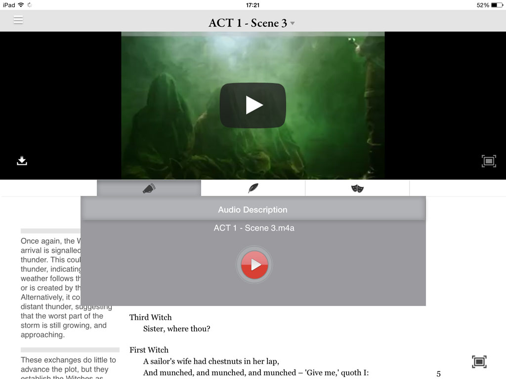 Review: Shakespeare at Play for iPad