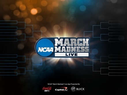 NCAA March Madness Live iPad app