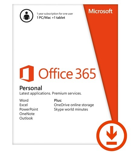 Office 365 Personal: Lower, $69 per Year Option for iPad Users