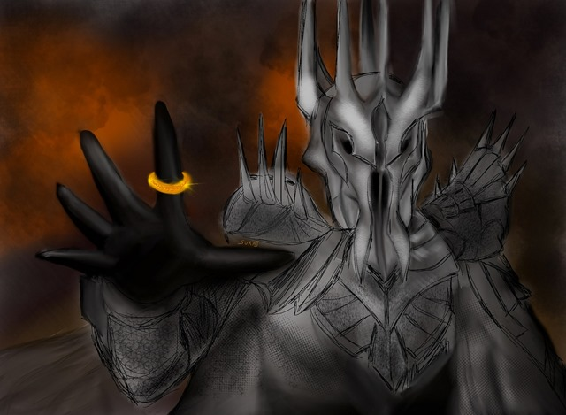 iPad Art: One Ring to Rule Them All