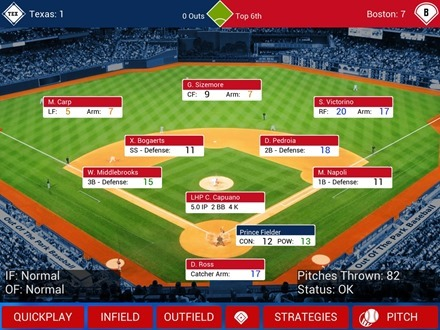 Notable New iPad Apps: iOOTP Baseball 2014