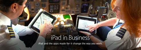 iPad in Business