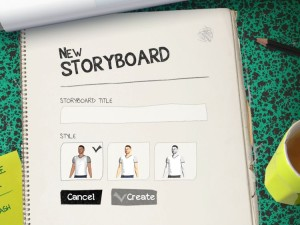 storyboards new