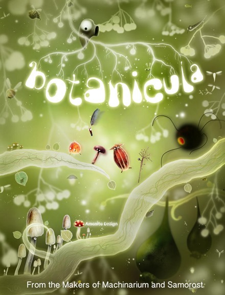 Botanicula iPad game