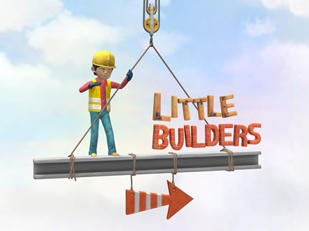 Little Builders iPad app
