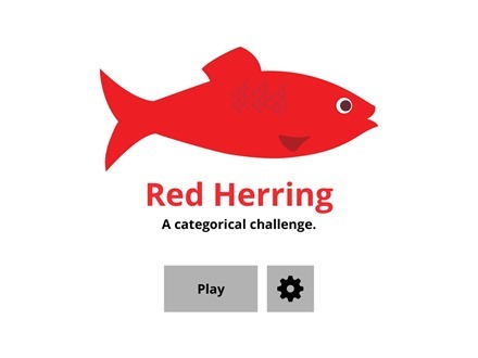 Red Herring iPad Game