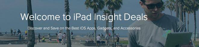 iPad Insight Deals