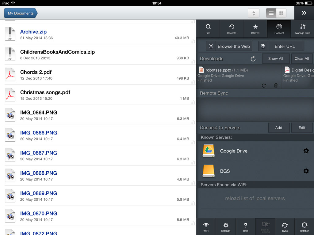 GoodReader 4 review: The iPad utility belt?