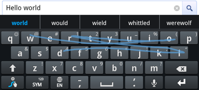 3 Swipe Typing Leaders Already Working on Keyboards for iOS 8