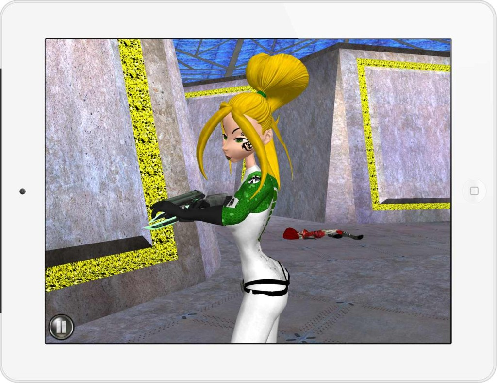 Revolution 60 for iPad