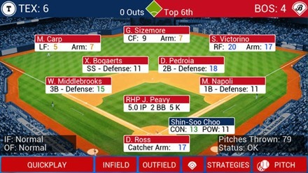 iOOTP Baseball 2014 Edtiion for iPad