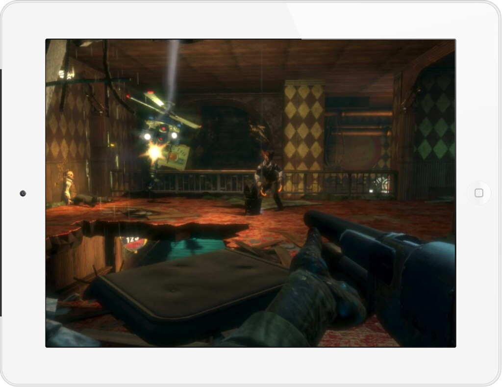 The Big Daddy of Gaming, Bioshock, Is Hitting The iPad This Summer!
