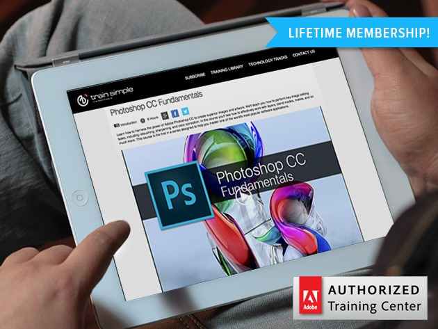 Deals: Lifetime Access To Over 5,000 Adobe Training Videos at Over 80% Off
