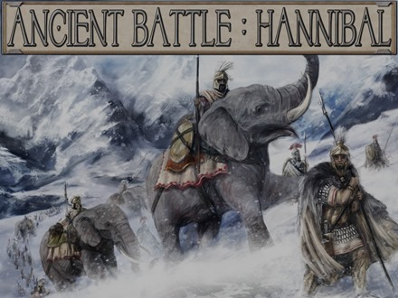 Ancient Battle Hannibal for iPad