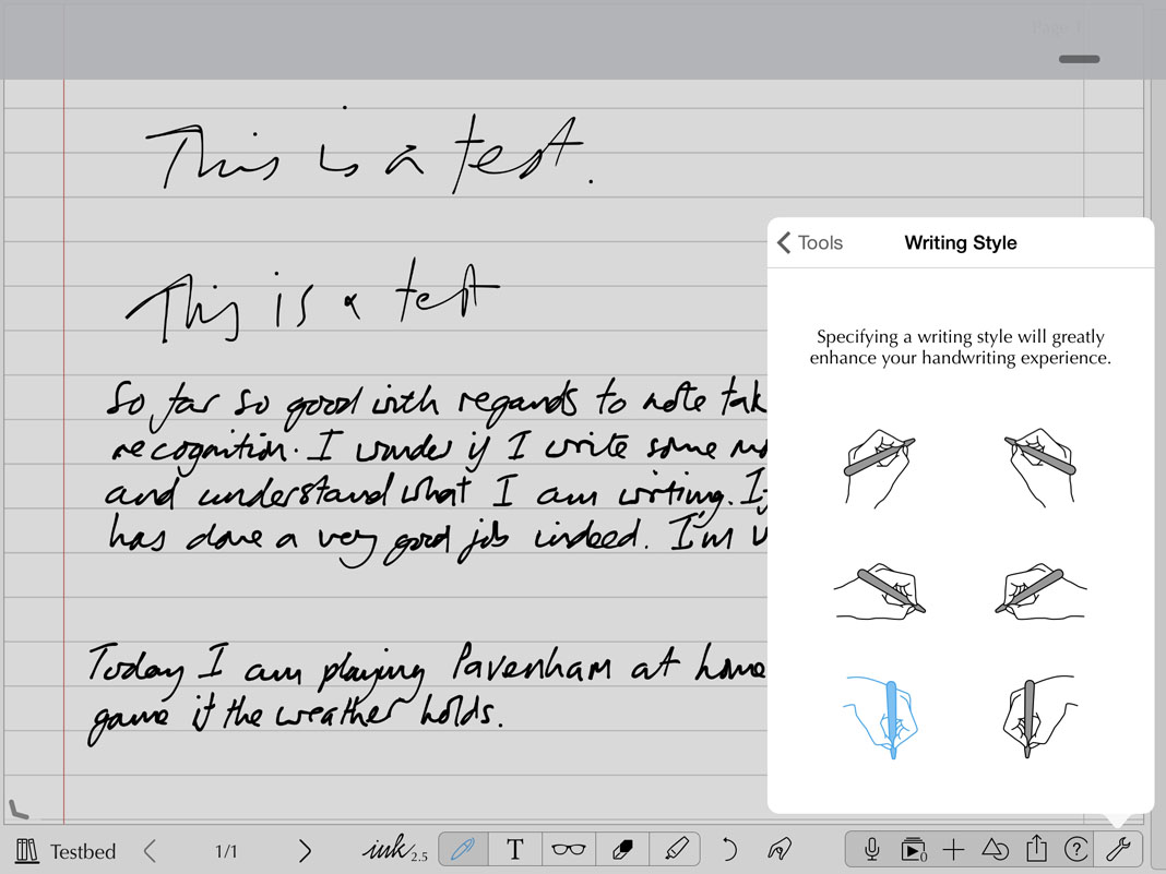 Graduation time from your favourite notes app? Notes Plus iPad ...