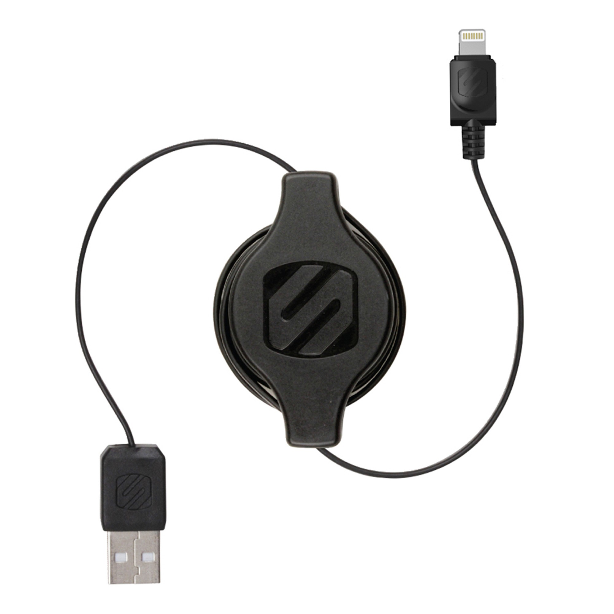 Scosche's Retractable Lightning Cable Looks Perfect For Daily Commuting