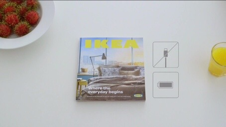 IKEA vs iPad!